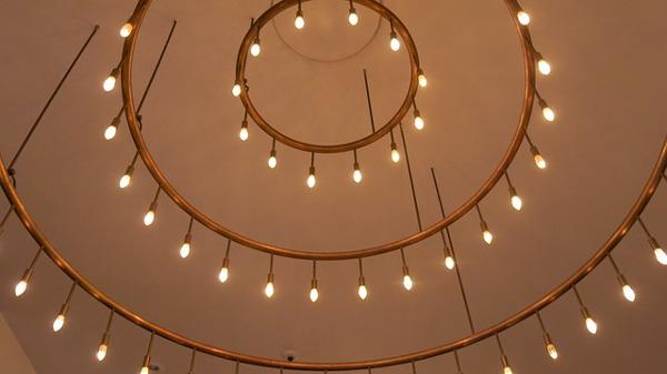 ceiling lighting ideas for living room 16