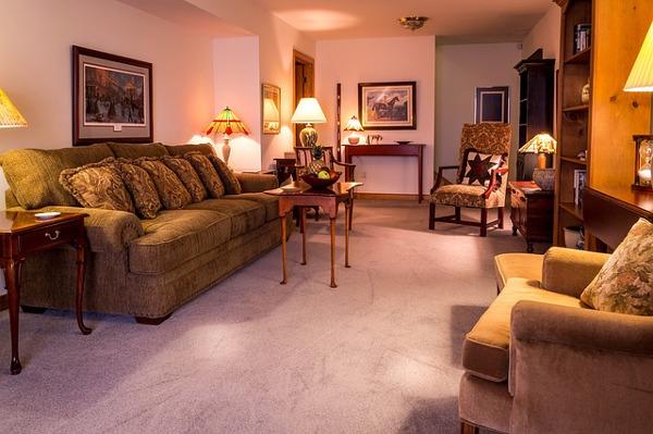 inspirational interior design ideas for living room 6