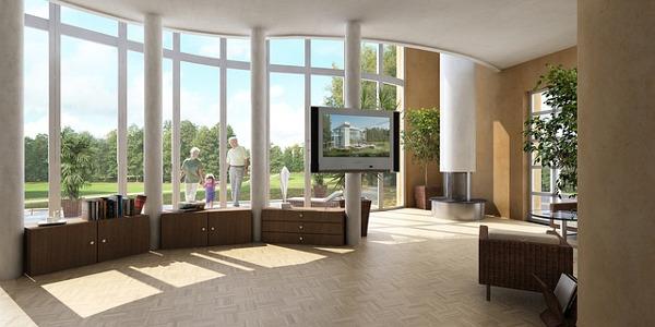 inspirational interior design ideas for living room 14