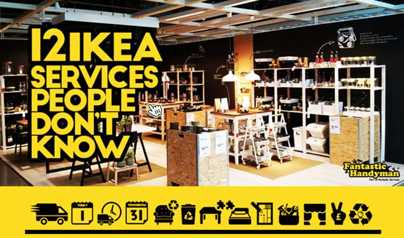 12 ikea services people don 39 t know about fantastic for Ikea helpline assembly