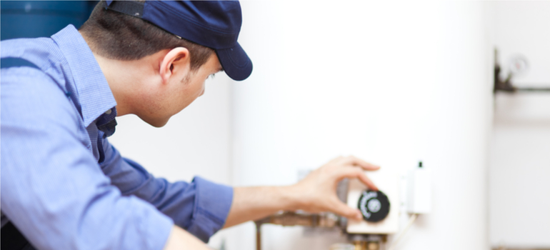 how to fix a leaking boiler pipe