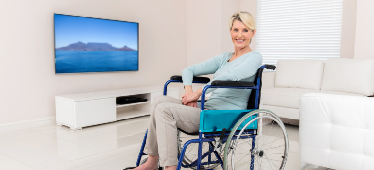 how to make home wheelchair accessible