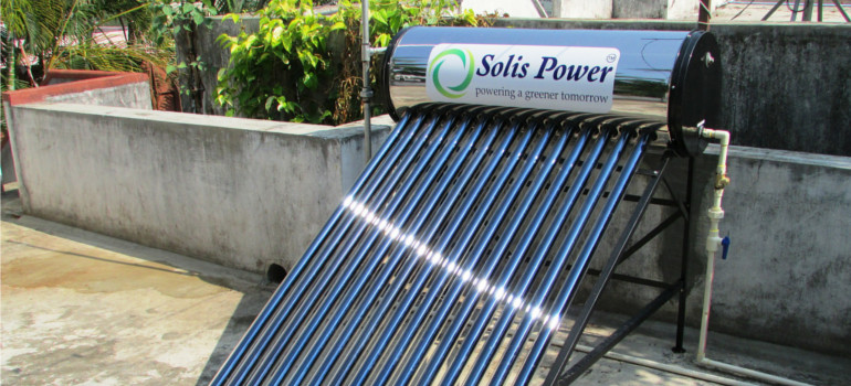 pros and cons of solar water heaters