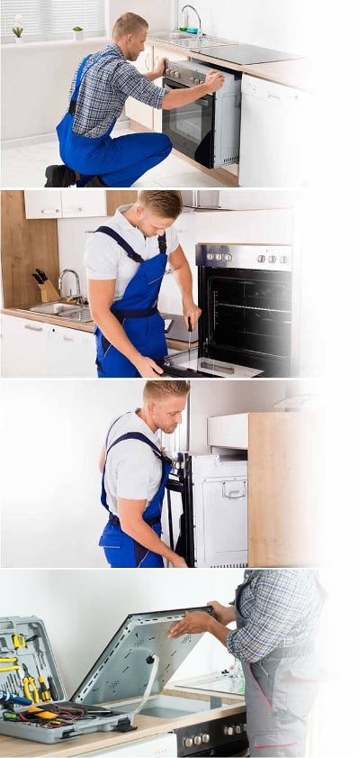 Reliable electric cooker installation service near you