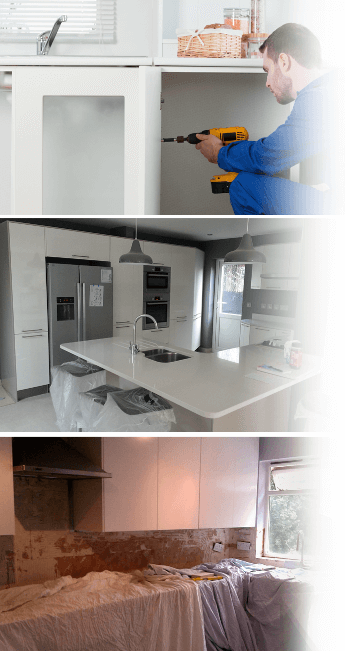Kitchen Fitting Service