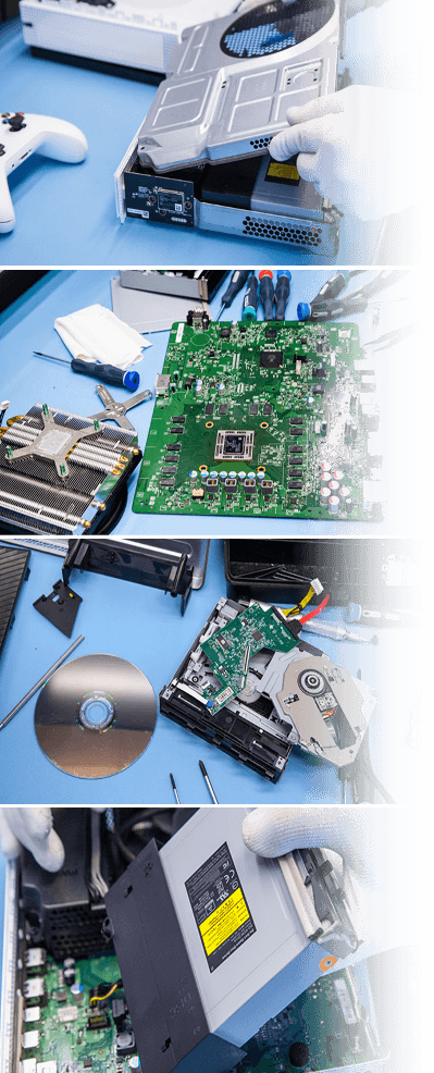 console-repair-services