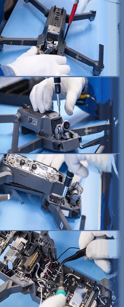 dji drone repair service