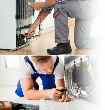 Professional fridge and freezer repair service